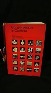 Conservation In Canada By A. Conspectus, J.S. Maini And A. Carli