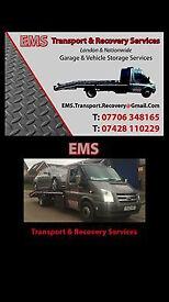 EMS BREAKDOWN RECOVERY 07706 348165, Broken down A406, M1, M2, M25, M4, A2, M11, A12, A10, A13, A127