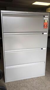 4 Drawer Lateral Filing Cabinets