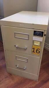 2 Drawer Lateral / Vertical Filing Cabinets