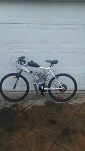 Motorized SuperCycle Bike