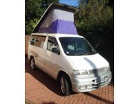 Mazda Bongo Friendee Camper Van - 1997 clean condition throughout, electric roof & blinds, kitchen