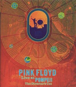 Pink Floyd-Live At Pompeii-Director's Cut dvd-Great condition