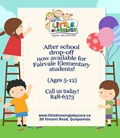 Afterschool Care Quispamsis