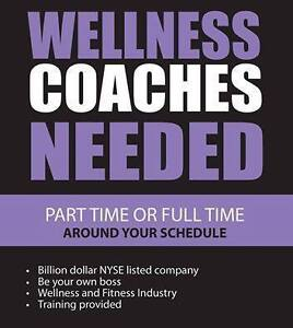 Looking for health coaches