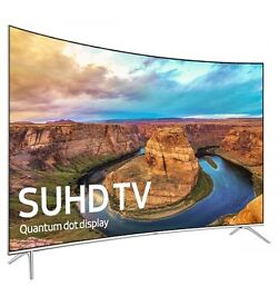 """Samsung 43"""" 4k SUHD smart Tv RRP£750 boxed warranty Free Delivery"""