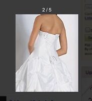 Wedding Dress Cleaning Sale... Only $85... $55 for Trainless