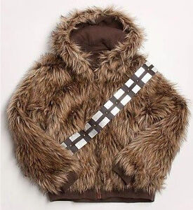 Ecko Reversible Chewbacca Jacket
