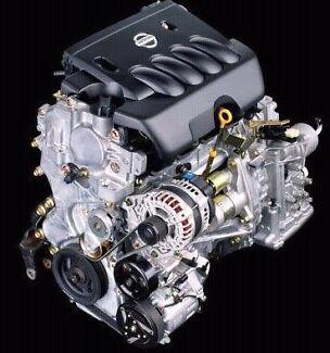Nissan Engine's Navara, Patrol, Pulsar, SKyline, Pathfinder
