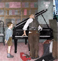 Piano tuning lessons