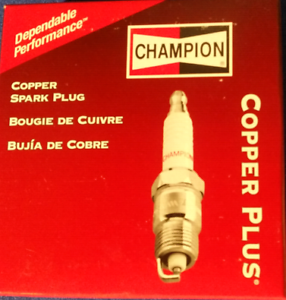 CHAMPION Spark Plugs Copper Plus (brand new in packaging) Caulfield South Glen Eira Area Preview