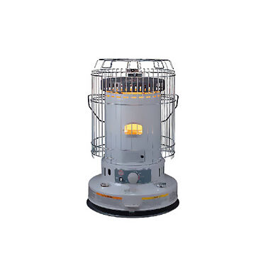 how to safely use a kerosene heater indoors
