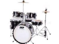 Junior 5 piece PP Drum Kit