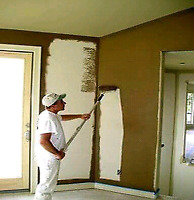Painter and drywall repairs 5874377142 smaller job it's okay