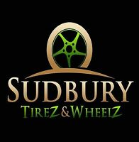 TIRE TECHNICIAN WANTED