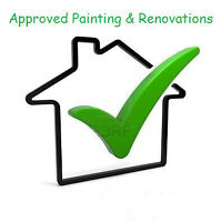 Approved Painting & Revovations