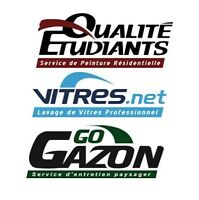 Représentant Marketing, Go Gazon, Vitres.Net, Qualité Étudiants