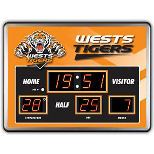 nrl scoreboard clock instructions