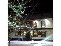 HEAD CHEF - award winning pub/restaurant in beautiful Biggar