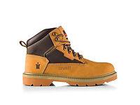 Scruffs TWISTER Safety Boot Tan Size 10