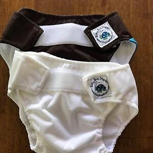 2 Pocket Style Cloth Diapers