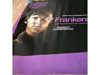 Benedict Cumberbatch Frankenstein Poster