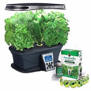 New, Miracle-Gro AeroGarden Ultra LED with Gourmet Herbs Seed Pod Kit *PickupOnly