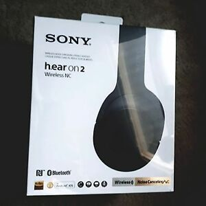 [Factory sealed, new] Sony wireless noise-cancelling headphones