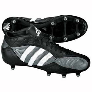Mens Adidas Rugby shoes (Metal cleats)