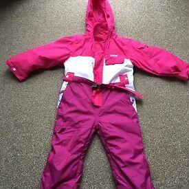 Girls Ski Suit