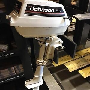 Johnson 3HP outboard