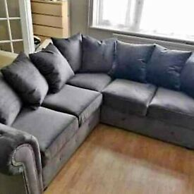 💓💓CLEARANCE SALE ON BRAND NEW LUXURY💚💚ASHWIN🧡🧡CORNER AND 3+2 SEATER WITH FREE DELIVERY🎀🎀