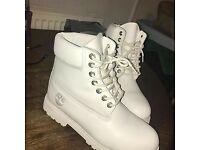 Timberland Shoes White Size 8.5