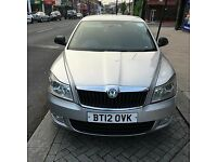 PCO Uber Ready Car SKODA OCTAVIA 2012, 1.6 tdi 7 speed Automatic