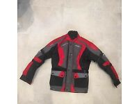 Spada Armoured and waterproof jacket