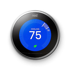 BRAND NEW 3RD GEN NEST THERMOSTAT FOR SALE!!!!!!!