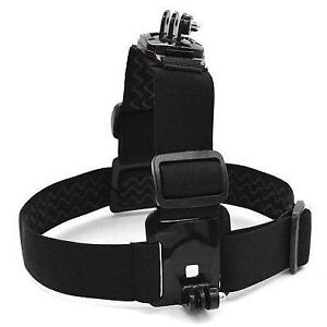 Caption Double Head Strap - 360 degrees Mount for GoPro's