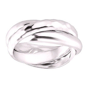 "Silpada 925 sterling silver ""Showtime"" Ring size 8 $50 firm"