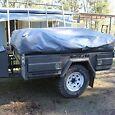 Custom camper trailer