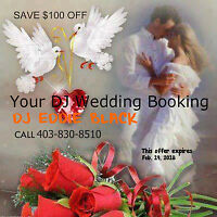 Calgary's 1st Choice Wedding & Event DJ