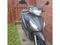 Honda Vision 50 Scooter, very low mileage, excellent condition