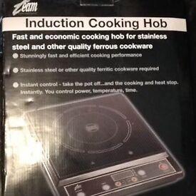 Brand New Induction Cooking Hob