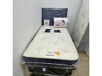 Single Divan 3FT Bed - Variety Of Mattress - Quality Beds
