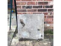Council slabs