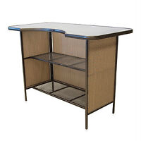 Outdoor patio/deck bar from Bed Bath & Beyond