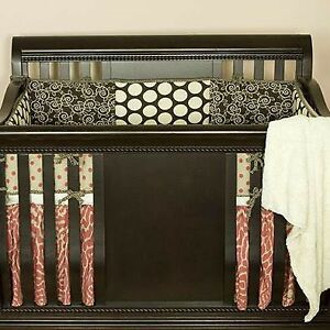 Crib Bedding and Mobile *Bedding ONLY