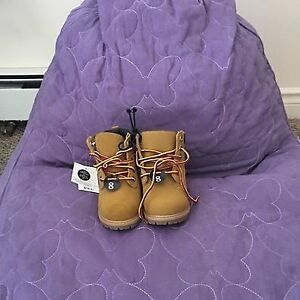 Brand new with tags kids size 8 shoes by George
