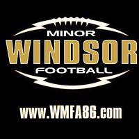 Windsor Minor Football 2017 Registration Is Now Open!