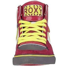 Roxy Clem XEWSL393, ladies sneaker UK 6