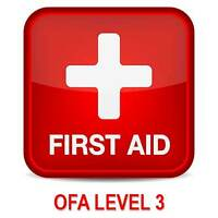 OFA3 First Aid Attendant